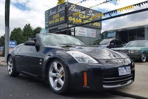 2007 Nissan 350Z Track Z33 Roadster in Bentleigh, VIC