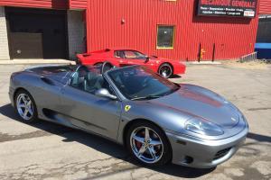 Ferrari : 360 Spider Convertible 2-Door Photo