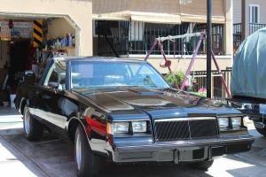 Buick : Grand National 2 Door