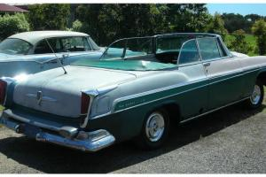 Chrysler NEW Yorker Delux 1955 Convertible in Blind Bight, VIC