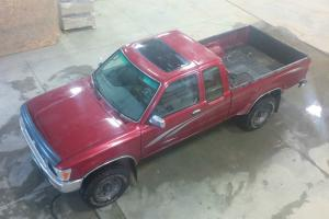 Toyota : Other SR5 Extended Cab Pickup 2-Door