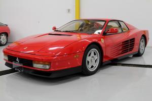 Ferrari : Testarossa TESTAROSSA