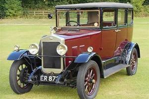 1928 Wolseley 12/34. Superb Pre-War car