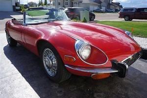 Jaguar : E-Type NO RESERVE