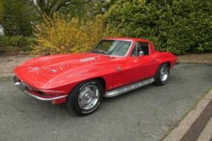 1966 CHEVROLET CORVETTE STINGRAY 427CI