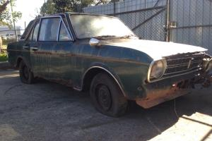 1968 Genuine Ford Cortina GT Barnyard Find Rare Classic MK1 MK2 Lotus Parts in Sutherland, NSW