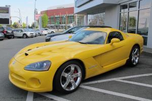 Dodge : Viper 2-Door Coupe
