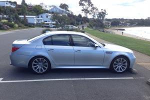 BMW M5 2005 4D Sedan 7 SP Manual Sequential 5L Multi Point F INJ 5 Seats in Blackmans Bay, TAS