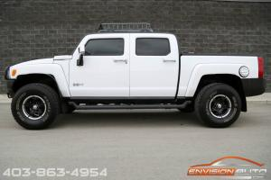 Hummer : H3T Crew Cab - Luxury Package - Sunroof - Heated Seats