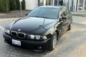 BMW : M5 Base Sedan 4-Door