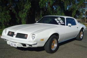 1975 Pontiac Firebird Right Hand Drive Suit Camaro Torana Monaro GTS HQ Buyer in Evanston Park, SA