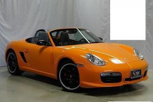Porsche : Boxster LE