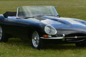 1966 Jaguar E-Type Series 1 Roadster 4.2 litre