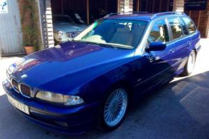 1999 T BMW Alpina 4.6 B10 V8 genuine 65,000 mls