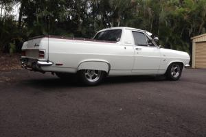 1966 Holden HR UTE Restored AND Modified Super Charged V6 Auto Show Winner Photo