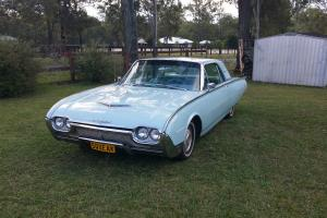 1961 Ford Thunderbird Coupe Excellent Original Condition Very Rare in Riverstone, NSW