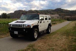 Hummer : H2 Luxury Package Photo