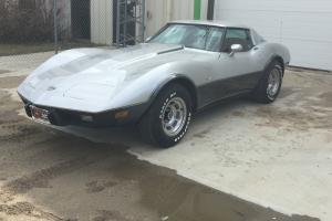 Chevrolet : Corvette Coupe
