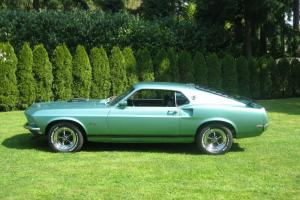 Ford : Mustang GT Fastback Sport Roof Photo