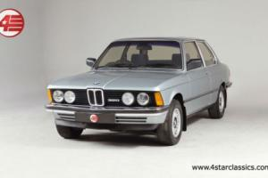 FOR SALE: BMW E21 320 Auto 2.0 1982