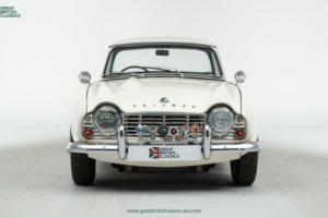 Triumph TR4 Photo