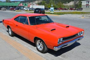 Dodge : Charger SUPERBEE