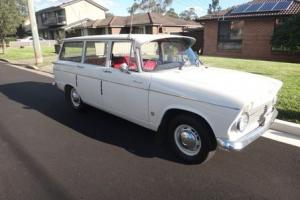 1963 Hillman Super Minx Station Wagon Runs Well 4 Cylinder Vintage Classic in South Penrith, NSW