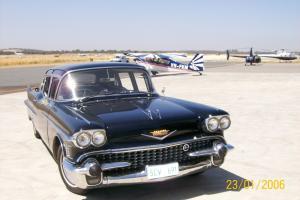 Classic Cadillac 1958 Fleetwood Series 75 Limousine