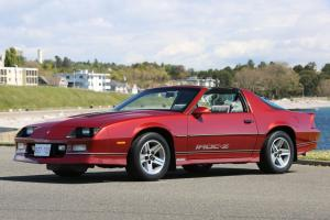 Chevrolet : Camaro IROC Z/28 Coupe 2-Door Photo