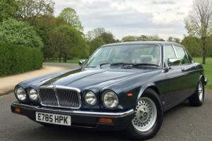 1988 Jaguar Sovereign XJ12 5.3 V12 Automatic Series 3 - 24,000 MILES FROM NEW!