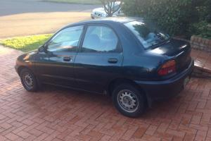 1995 Mazda 121 'Bubble' With 'Golf Ball Look' Performance Pack in Castle Hill, NSW Photo