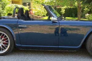 Triumph : TR-6 Roadster