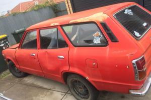 Mazda 808 Wagon 1976 4 Cylinder FOR Restoration OR Parts CAR Hard TO Find Model in St Peters, SA