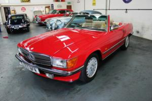 Mercedes Benz 300SL 1986 Stunning Condition 500SL 420SL 380SL 280SL