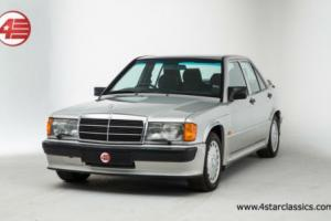 FOR SALE: Mercedes-Benz 190E 2.5 Cosworth 16v 1989
