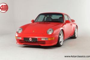 FOR SALE: Porsche 911 993 Carrera RS 3.8 1995