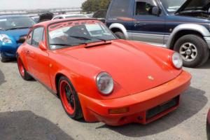 1984 Porsche 911 3.2 Carrera LHD