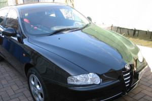 Alfa Romeo 147 2 0 Twin Spark 2002 5D Hatchback Manual 2L Multi Point in Doveton, VIC