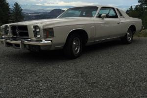 Chrysler : 300 Series Special Edition