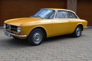 1971 Alfa Romeo 1300 GT Junior