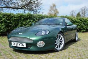 2001 Aston Martin DB7 Vantage Photo