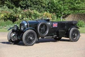 1929 Bentley 4.5 litre Open Tourer by Vanden Plas