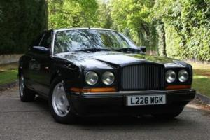 1994 Bentley Continental R by Mulliner Park Ward