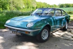 1969 Fiat Vignale Samantha Coupe