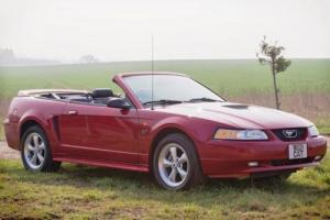 2000 Ford Mustang GT Convertible