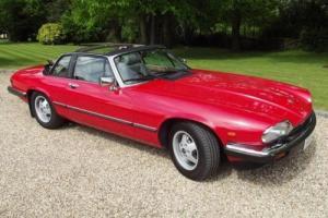 1986 Jaguar XJ-SC Photo