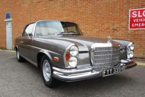 1970 Mercedes-Benz 280SE Pillarless Coupé