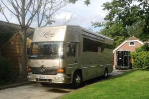 2004 Mercedes-Benz Atego Horsebox