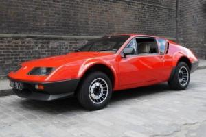 1982 Renault Alpine A310 Photo