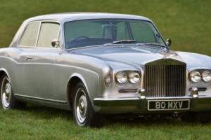 1970 Rolls-Royce 2-door Mulliner Park Ward